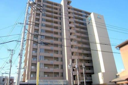 米子ハウス01 - Yonago-shi - Appartement