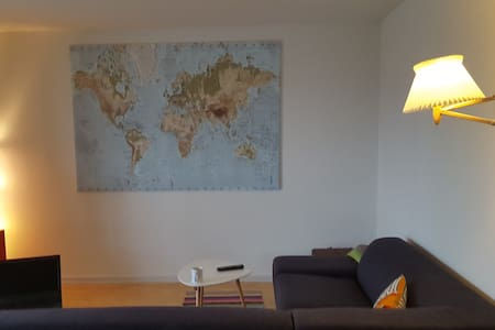 Cosy & large 3 room appartment with parking - Appartement