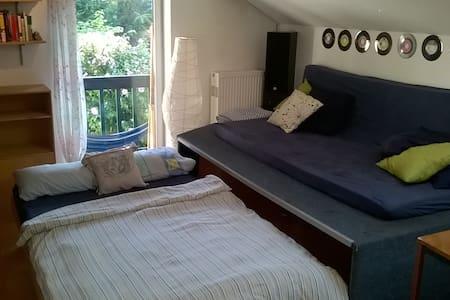 Klein aber dein, ruhige Wohnung in zentraler Lage - Prien am Chiemsee