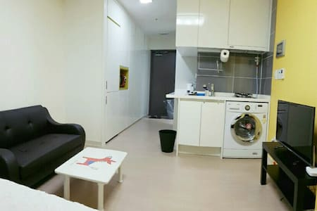 [유성온천역] New Apt. Clean & Private - Apartment