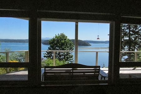 Incredible Water View Retreat - Oak Harbor