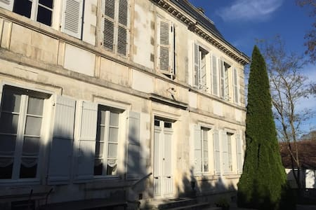Maison de gardien aux portes de La Rochelle - Hus