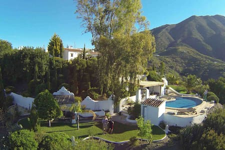 Luxury Private Andalucian Hideaway - Canillas de Aceituno