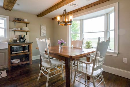 Stoltzfus Farm Guest House - Honey Brook - Appartement