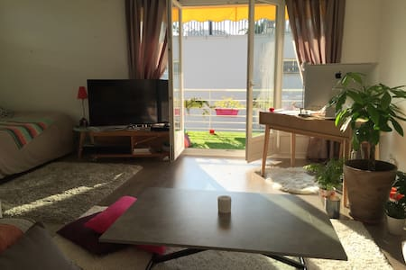 Studio 40 m2 + terrasse toit 40m2 /Port Canto ! - Cannes - Appartement