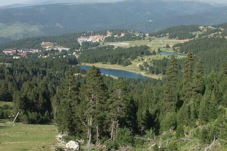 L'été en montagne (Pyrénées) - Condominium
