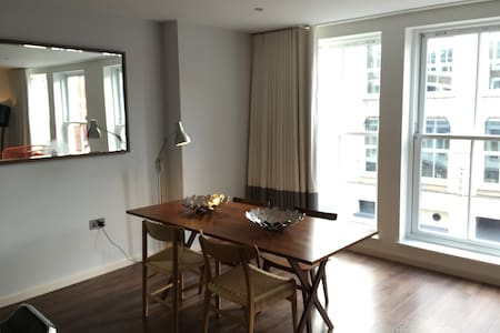 Spacious double room with private bathroom - London - Apartment