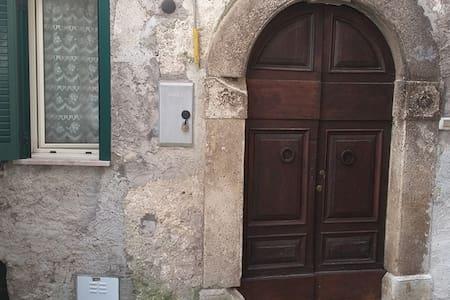 Casa a Guarcino: sagre, scampagnate, natura, relax - Guarcino - Wohnung