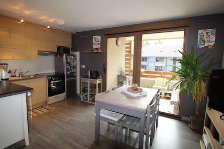 Appartement 42m² vue Mont-Blanc - Apartament