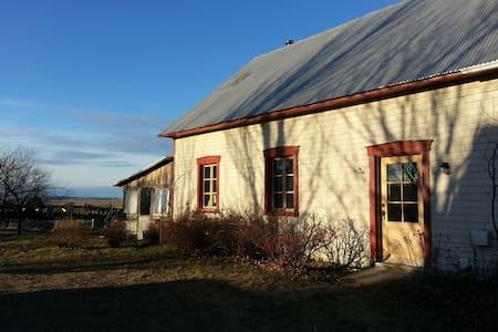 Maison centenaire vue sur le fleuve - Apartmen