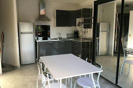 Studio ANTIBES la FONTONNE - Antibes - Apartment