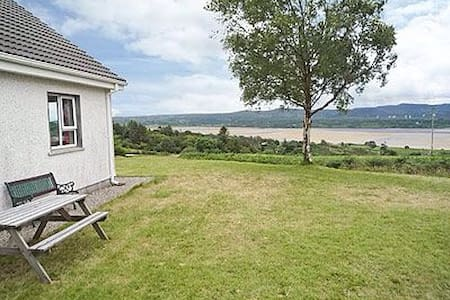 Tranquil Home with Exceptional View - Creeslough