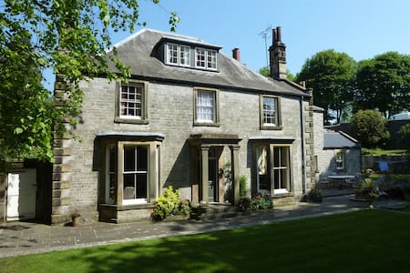 The Old Vicarage B&B - Double Ensuite - Tideswell