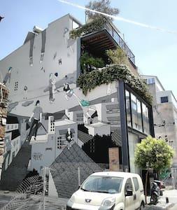 Design loft/Psiri - Athina - Loft
