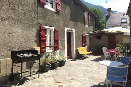 Charmante maison de village - House