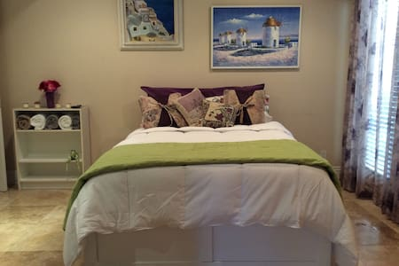 Comfy Bedroom & Blissful Bathroom - 卡拉巴薩斯(Calabasas) - 公寓