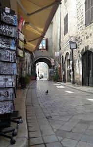 Joli petit studio cité historique - Apartment