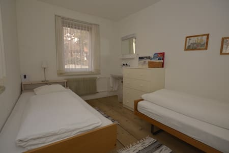 Zweibettzimmer - Filisur