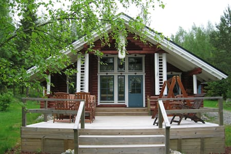 A cozy cottage by the lake - Mikkeli Province