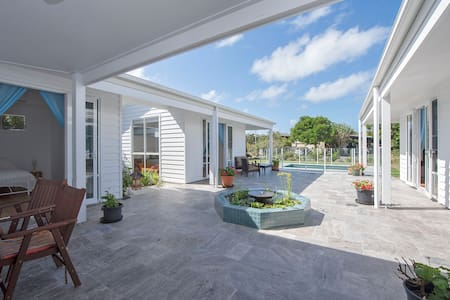 Beachside, poolside, in garden. - Casuarina