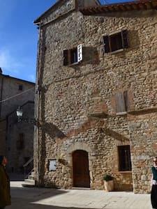 Torre in splendido borgo medioevale - San Terenziano - House