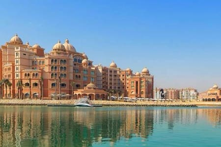 Furnished Apartment at the Pearl - Doha - Apartment