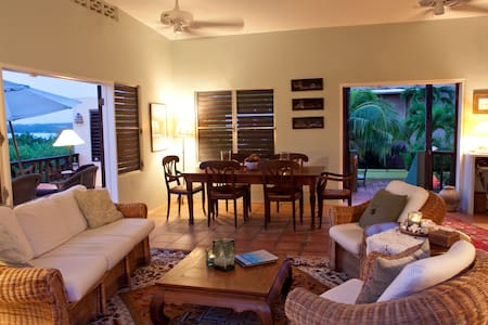 Bayberry and Chinaberry Villa! Yours In Anguilla! - Villa