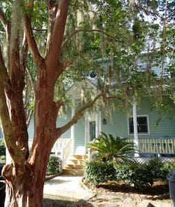 Downtown St. Marys Coastal Townhome - Townhouse