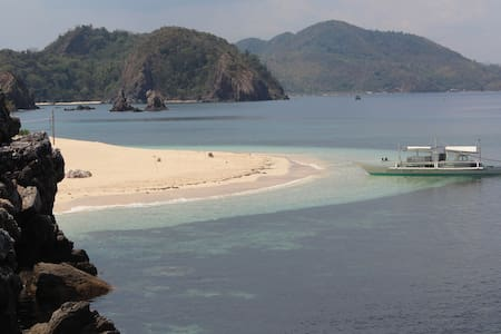The Rock Island Marina Beach Resort Coron Palawan - Coron