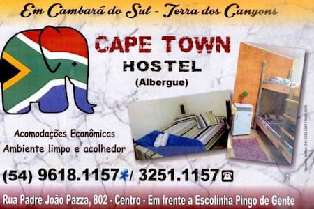 Cape Town Hostel - Cambará do Sul - Other