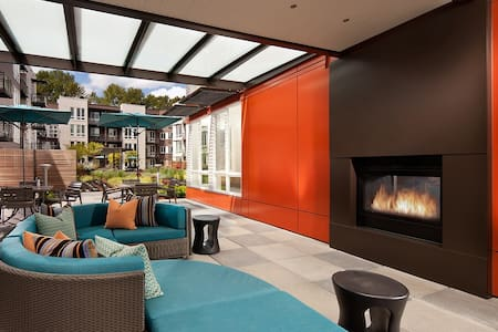 Beautiful Mercer Island Luxury Apartment - Mercer Island - Departamento