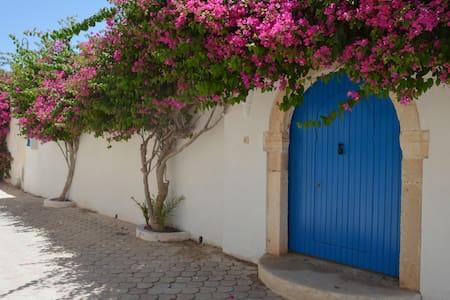 Houch au cœur du plus beau village Djerbien - Dům