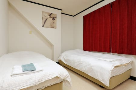 7 min walk from JR Namba station!! SKU#205 - Naniwa Ward, Osaka - Apartment