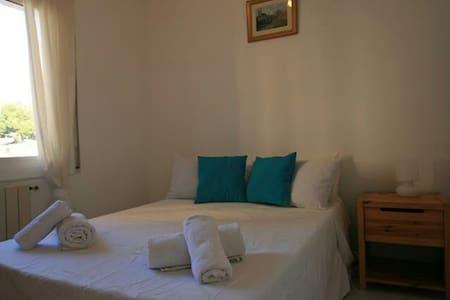 DOUBLE ROOM NEAR BALMINS GAY BEACH - Sitges - Wohnung