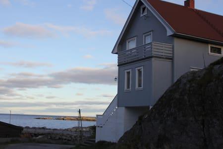 Amazing sea view holiday home Hamnøy-Lofoten - Huis