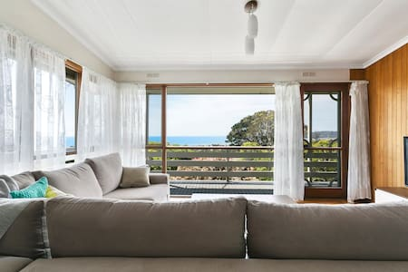 Bayside Escape - Amazing views of the bay and city - Dromana - House