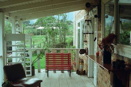 La Escurrantia, casa campestre - El Neusa - Haus