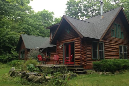 COZY LOG CABIN IN HARBOR SPRINGS GOOD HART AREA - Harbor Springs