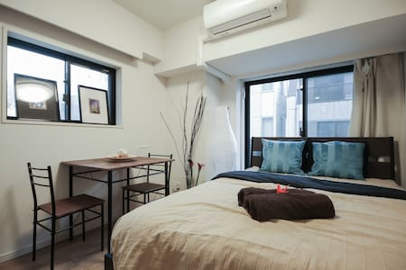 1【NEW】 Awesome location Ginza,Tsukiji, - Appartement