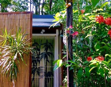 *Rainforest Beach Retreat* - Bungalow