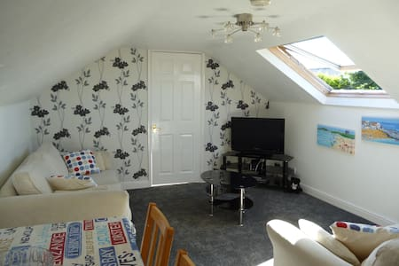 Modern and cosy apartment in North Cornwall - Camelford - Apartament