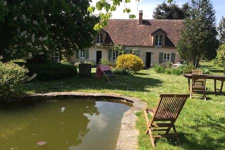 Longère proche Chambord et Loire - Lailly-en-Val