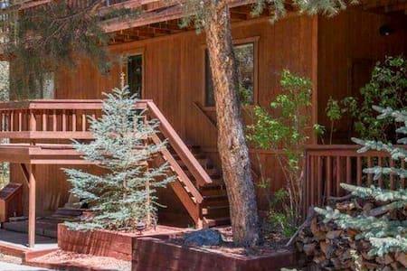Cozy/warm in Pine Mountain Club CA - Frazier Park - Huoneisto