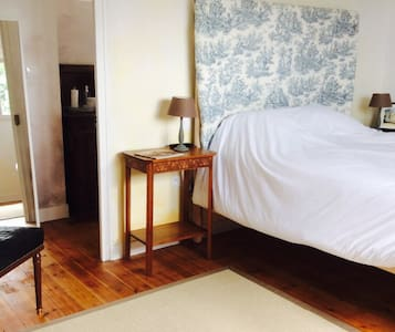 "B&B ""L'Ermitage"" chambre double - Saint-Vaast-la-Hougue"