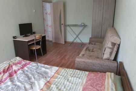 Уютная квартира в центре ждёт Вас! Тульская 67 - Daire