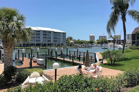 Water front Condo close to the beach Unit 326 - Fort Myers Beach