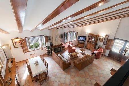 Casa Rural Riu Rau de Rafaelet - Aielo de Rugat - Casa de camp