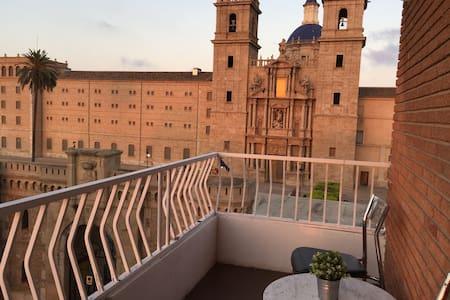 Habitación Doble con encanto - Valencia - Appartamento