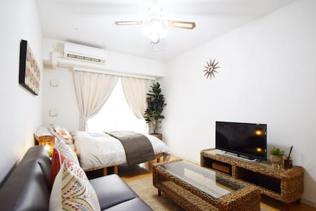 NEW OPENING!ONLY 5min walk 【Kawasaki】#FreeWIFI 125 - Kawasaki-ku, Kawasaki-shi - Apartment