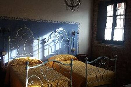 Camera letti singoli con bagno privato - Bed & Breakfast